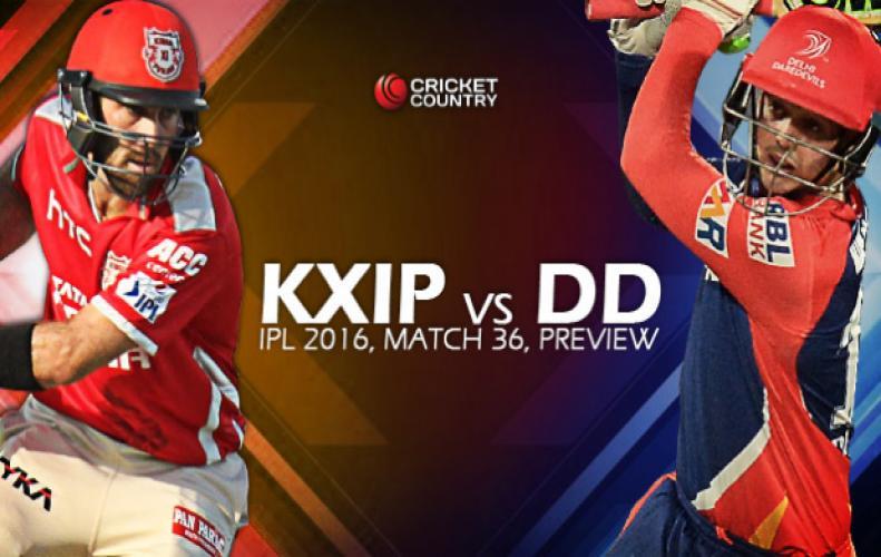 IPL 11 : क्रिस गेल की गैर मौजूदगी के बावजूद पंजाब ने जीता 4 रन से मैच...