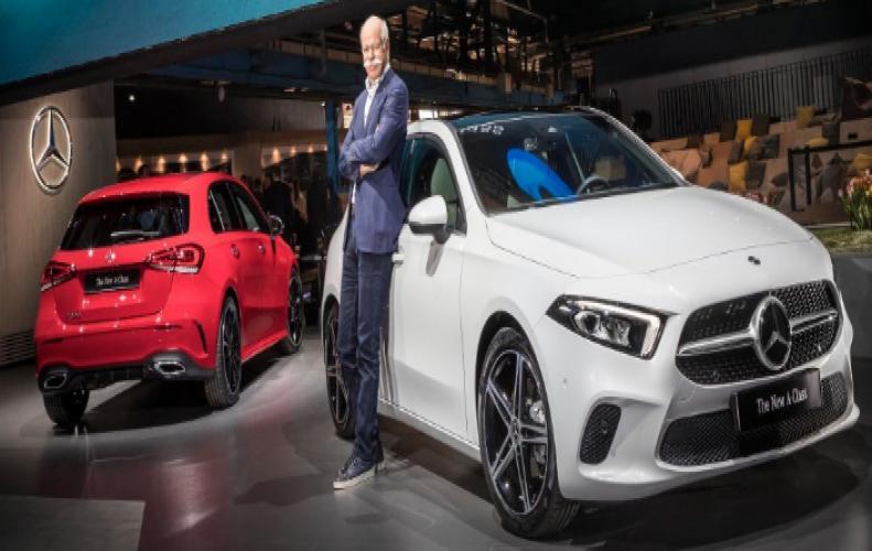 मर्सिडीज ने नई A-क्लास का निकाला नया अपग्रेड वर्जन, होगा इस कार से मुकाबला...
