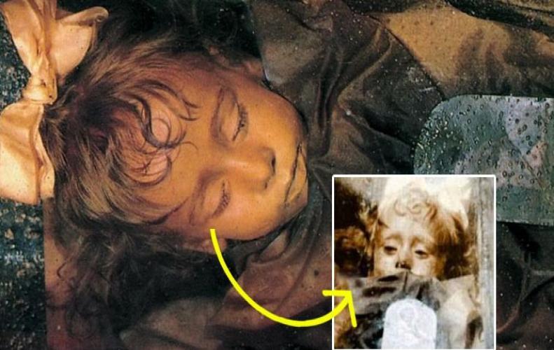 मरने के बाद भी झपक रही थी इस बच्चे की पलकें, क्या था इस बच्चे के शरीर मे किसी भूत का वास ?