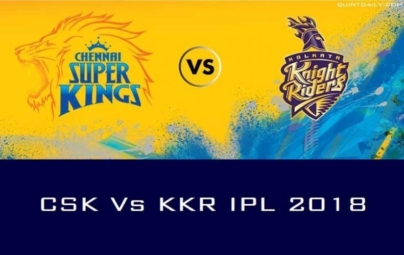 शुभमन गिल व कार्तिक की बल्लेबाजी ने पलटा मैच, चेन्नई सुपर किंग्स को दी 4 विकेट से मात...