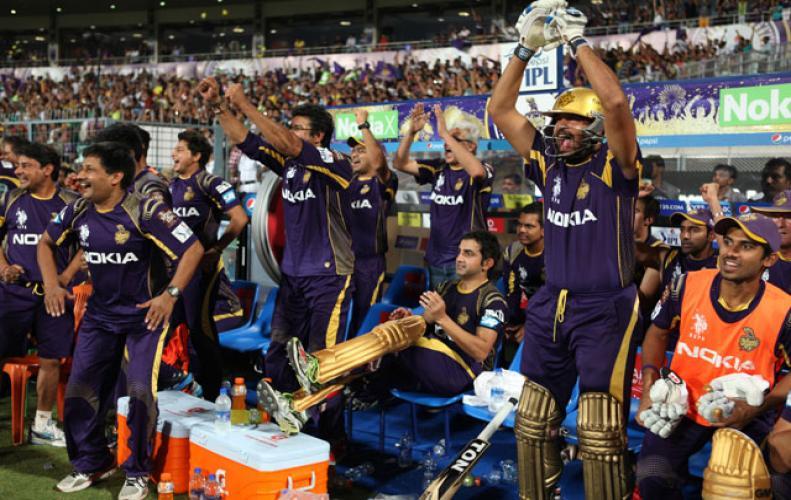 कोलकाता नाइट राइडर्स ने राजस्थान रॉयल्स को 6 विकेट से हराया, KKR ने किया अंतिम चार के लिए दावा मजबूत