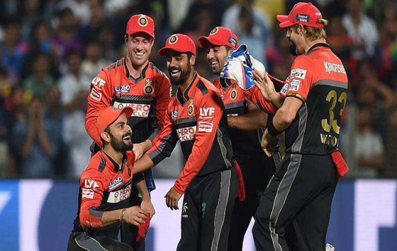 रॉयल चैलेंजर्स बैंगलोर की धमाकेदार जीत प्ले - हाफ में जाने की उम्मीदे है बरक़रार...