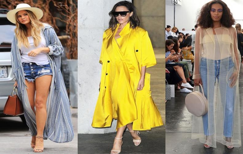 अगर दिखना है स्टाइलिश और फैशनेबल तो जरूर ट्राई करें डस्टर जैकेट...