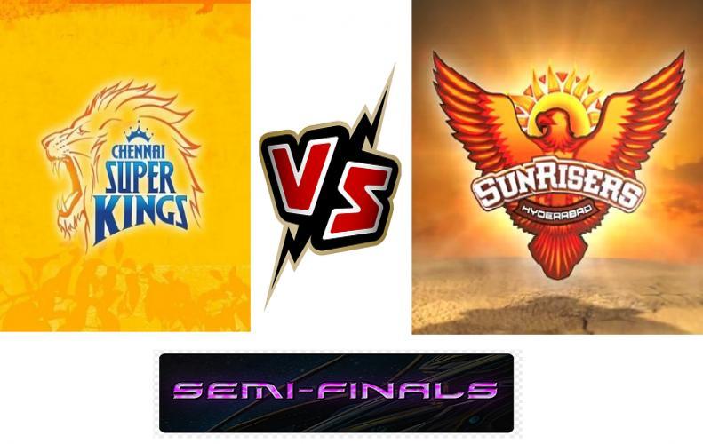 चेन्नई - हैदराबाद भिड़ंत : आखिर इन दोनों टीमों में से किस की रहेगी फाइनल में दावेदारी