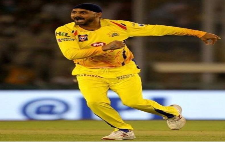 आईपीएल जीत के बाद भज्जी ने धोनी के साथ की फोटो शेयर, दिया ये भावुक सन्देश...