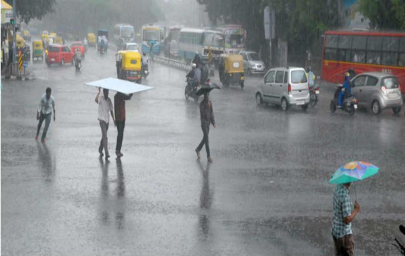 4 जून के लिए मौसम का पूर्वानुमान, इन-इन जगहों पर जारी रहेगी बारिश...
