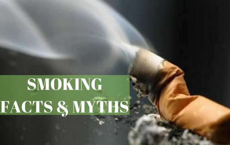 ये हैं सिगरेट पीने (धूम्रपान) के वो झूठी बातें और तथ्य | Smoking Facts and Myths in Hindi
