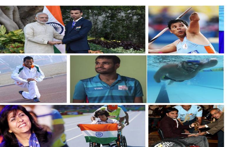 भारतीय पैराओलंपिक विजेताओं की संघर्षपूर्ण जीत | Indian Paralympic Winners Motivational Story In Hind