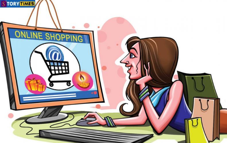 क्या है ऑनलाइन शॉपिंग के फायदे व नुकसान | Advantages And disadvantages Online Shopping