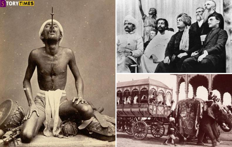 भारत के इतिहास की ये 21 ब्लेक एंड वाइट तस्वीरें जो Google के हर कोने से उठा कर लाये है आपके लिए