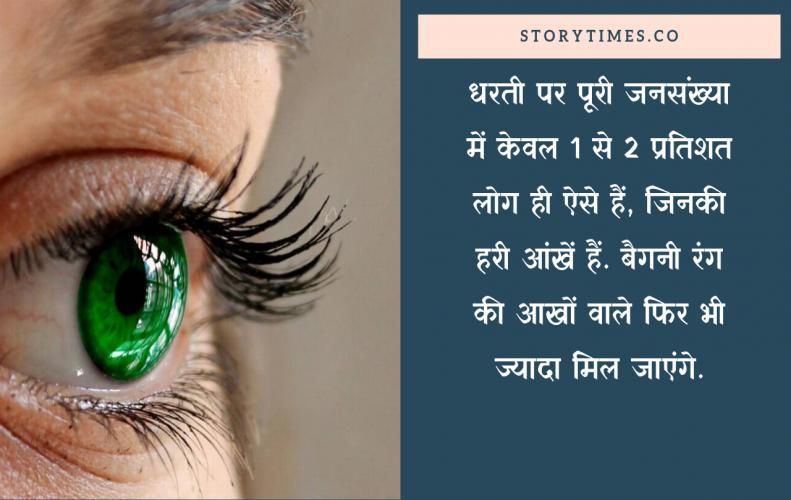 मानव आंखों से जुड़े रोचक तथ्य जो अब तक थे आपकी जानकारी से दूर | Human Eyes Interesting Fact in Hindi