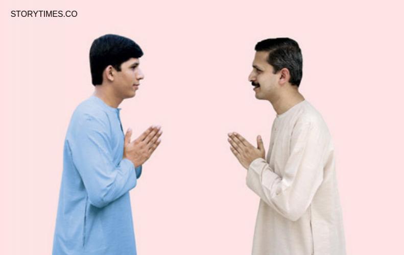 क्या है नमस्कार छुपा है इसके पीछे वैज्ञानिक रहस्य | Scientific Secret Behind Namaskar In Hindi