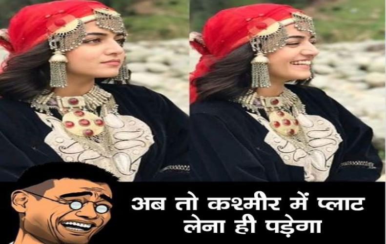 ये मीम्स 144 में कैद कश्मीरियों का उड़ा रहे है मजाक | Kashmir Memes Social Media