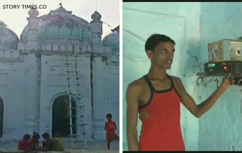 इस गांव में हिंदू  करते है अजान व  मस्जिद की देखरेख | Mari Village Nalanda Story In Hindi