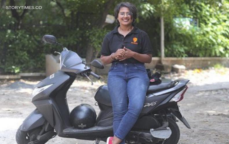 महिलाओं को राह दिखाती स्विगी में डिलीवरी वुमन जननी राव | Swiggy Delivery Women Janani Rao In Hindi