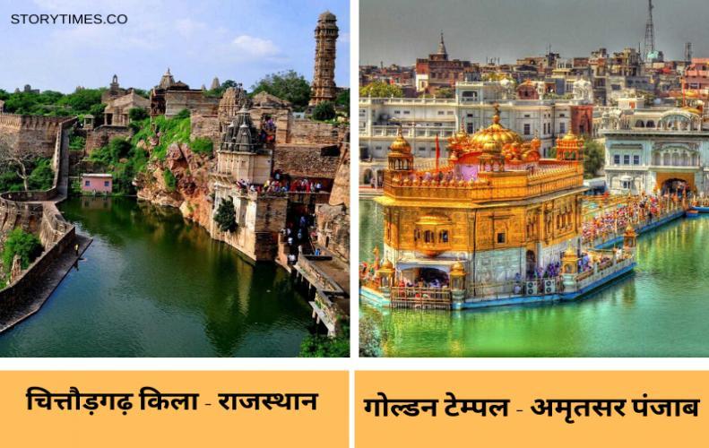 भारत के 5 ऐतिहासिक स्थल जो दर्शाते है भारत का इतिहास | Top 5 Historical Place of India In Hindi