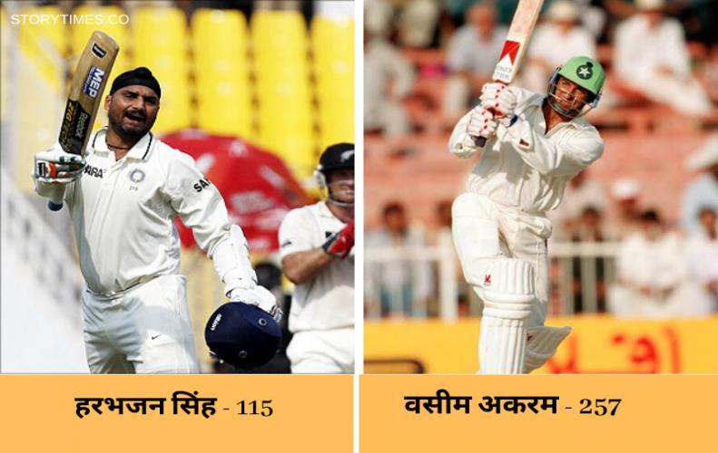 जब इन 8 गेंदबाजों ने बल्लेबाजी से सबको चौंकाया   Bowlers Top Hundred Run Inning In Hindi